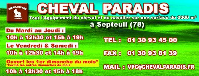 Cheval Paradis