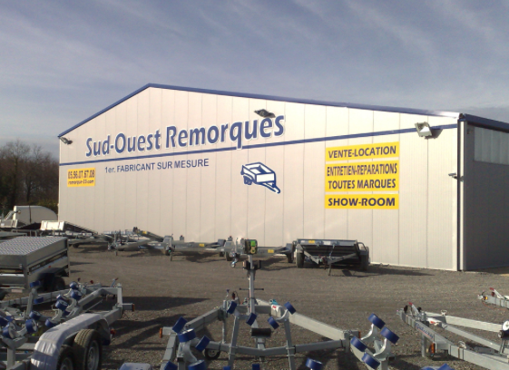 Sud ouest Remorques