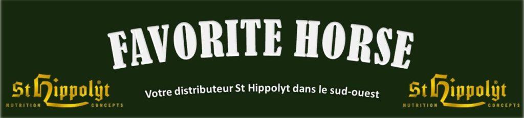 FAVORITE HORSE – ST HIPPOLYT