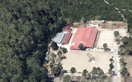 Le centre équestre de Lège Cap Ferret