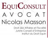 EquiConsult Avocat à Bordeaux et Montauban – Nicolas MASSON