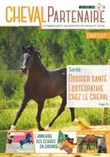 CHEVAL PARTENAIRE MAGAZINE N°2 ETE 2016 (Juillet / Aôut / Septembre)