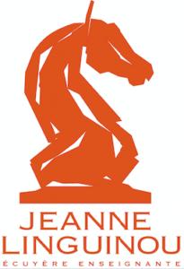 Le logo de Jeanne Linguinou