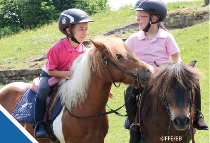 FFE et le poney