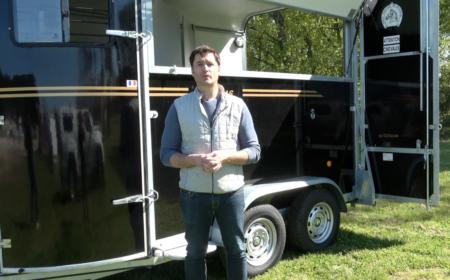 Visite guidée du site de production des vans Fautras et présentation du van OBLIC+ 4 places