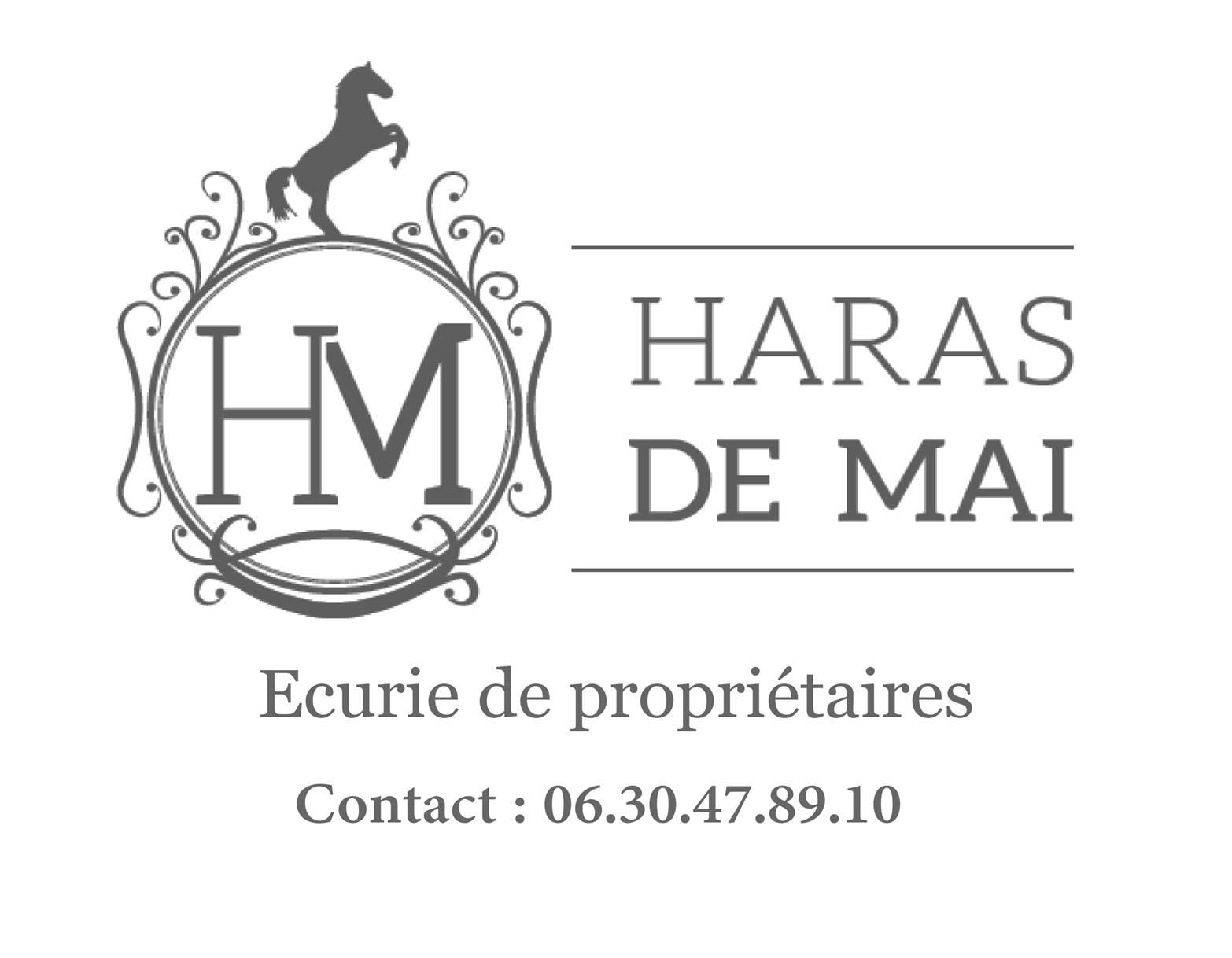 Le logo du Haras de Mai