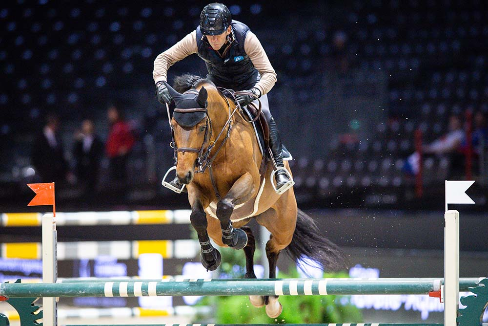Les sauts d'obstacle au jumping de Bordeaux