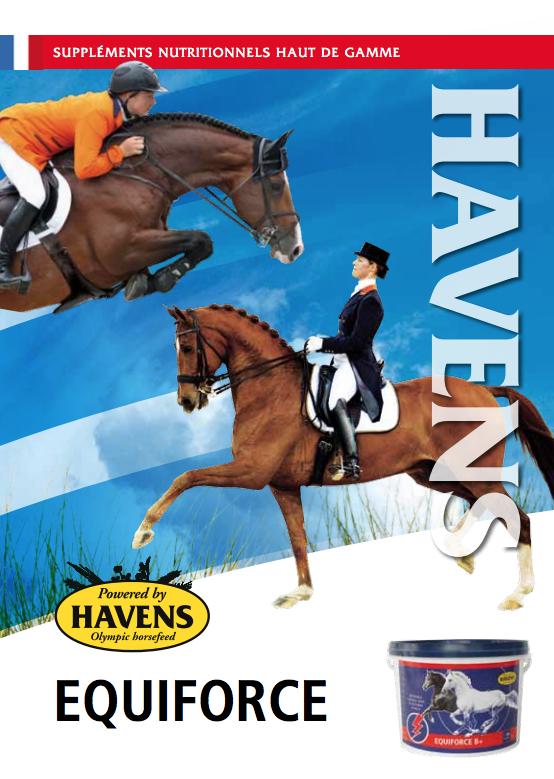 les vitamines pour le cheval