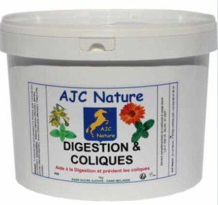 Les probiotiques pour le cheval avec AJC NATURE