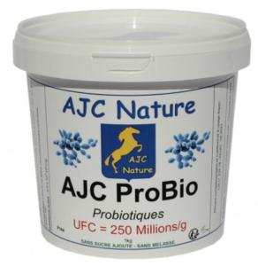 Les probiotiques pour cheval par AJC NATURE